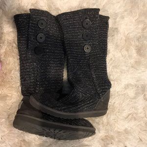 Women's UGG Classic Cardy Boot